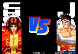 Real Bout Fatal Fury Special Arcade Before fight