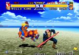 Real Bout Fatal Fury Special Arcade Billy Kane vs Duck King