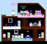 Apple Town Monogatari: Little Computer People NES 7:00AM. Time to get out of bed.