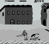 Cutthroat Island Game Boy You can do a leg sweep