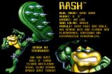 Battletoads Arcade Introducing the toads: Rash