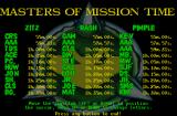 Battletoads Arcade Masters of mission time