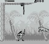 Cutthroat Island Game Boy Watch out for tigers in the jungle