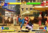 The King of Fighters '98: The Slugfest Arcade In the ground