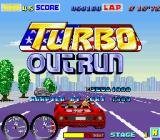 Turbo Out Run FM Towns Intro