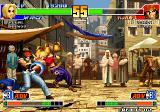 The King of Fighters '98: The Slugfest Arcade Furious Mary