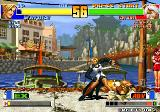 The King of Fighters '98: The Slugfest Arcade Mature vs Chin