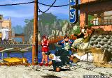 The King of Fighters '98: The Slugfest Arcade Finishing move