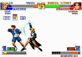 The King of Fighters '98: The Slugfest Arcade Good slap