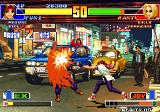 The King of Fighters '98: The Slugfest Arcade Energy shot