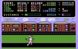 Street Olympics Commodore 16, Plus/4 Throwing.