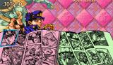 JoJo's Bizarre Adventure Arcade Player select