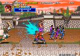 Sengoku 2 Arcade Blue blood