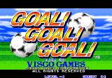 Goal! Goal! Goal! Arcade Title screen