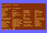 Pięć Gówien Eepcha Atari 8-bit Commands dictionary