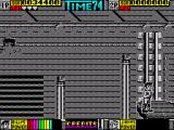 Double Dragon II: The Revenge ZX Spectrum On the elevator to the next level