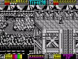 Double Dragon II: The Revenge ZX Spectrum Level 4