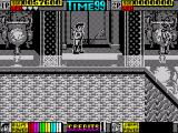 Double Dragon II: The Revenge ZX Spectrum Level 5
