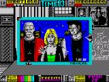 Double Dragon II: The Revenge ZX Spectrum Game finished