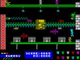 Dynamite Dan ZX Spectrum Timing trial