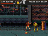Streets of Rage Windows Second level