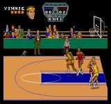 Arch Rivals Arcade Pass it.