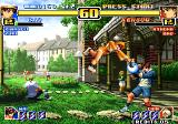 The King of Fighters '99: Millennium Battle Arcade Bao vs Kensou