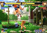 The King of Fighters '99: Millennium Battle Arcade Mai helps