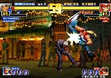 The King of Fighters '99: Millennium Battle Arcade K' vs Terry