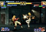 The King of Fighters '99: Millennium Battle Arcade Explosion