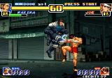 The King of Fighters '99: Millennium Battle Arcade Knee in Joe