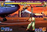 The King of Fighters '99: Millennium Battle Arcade Jhun over Takuma