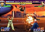 The King of Fighters '99: Millennium Battle Arcade Kaboom!