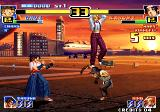 The King of Fighters '99: Millennium Battle Arcade Little mess