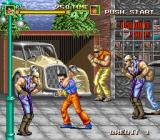 64th. Street: A Detective Story Arcade Group of enemies