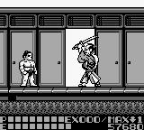Sumo Fighter Game Boy Pfftt, coward is using a sword.