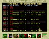 Premier Manager 2 Amiga Timetable
