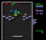 Arkanoid: Doh It Again SNES A messy situation