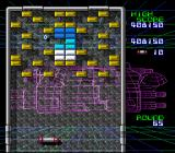 Arkanoid: Doh It Again SNES All the gold bricks makes it difficult