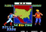 Fatal Fury Special Arcade Intro to Duck King's stage