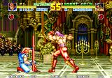 Fatal Fury Special Arcade The final fight against Wolfgang Krauser