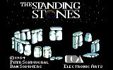 The Standing Stones Commodore 64 Loading Screen.