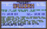Squirm Commodore 16, Plus/4 Title Screen.