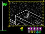 The Great Escape ZX Spectrum Soldier on the roof