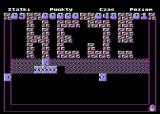 Dagobar Atari 8-bit The materials element is moving until until encounters a blocking obstacle/space