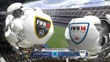 FIFA 14 Windows Starting a match (demo version)