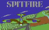 Spitfire Commodore 64 Loading Screen.