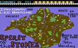 Spirit of the Stones Commodore 64 X is your location.