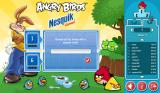 Angry Birds: Breakfast Browser Enter the special code from cereals package to reveal extra 8 levels