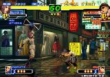 The King of Fighters 2000 Arcade Whip vs Choi